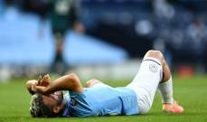أغويرو يؤكد نجاح جراحته في برشلونة
