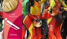 الفريق الالماني يتابع التألق في اولمبياد بيونغ تشانغ 2018