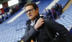 كابيلو : ريال مدريد اعتاد على إجراء صفقات كبيرة