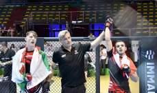 خاص: نبيل الحاج و انطونيوس فادي يتحدثان عن مشاركتهما في بطولة العالم الاولى للفنون القتالية