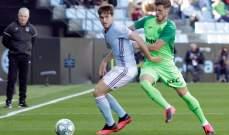 الليغا: اسباس يفك أسر سيلتا فيغو بفوز صعب امام ليغانيس