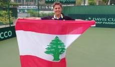 مدرب لبنان لكأس ديفيس:  سنضع خطتنا لمواجهة اوزباكستان