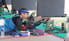 اول ميدالية سعودية في دورة الالعاب الاسيوية حققها الرامي حسين غويلي الحربي