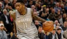 كروفورد إلى فينيكس لموسمه الاخير في NBA