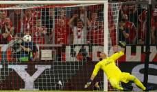 جماهير ريال مدريد تطالب برحيل نافاس بعد خطأ لقاء البايرن
