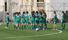 لبنان يواجه فلسطين في افتتاح بطولة غرب آسيا للناشئات