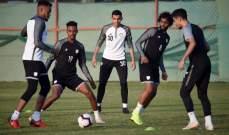 الشباب يواصل تدريباته لمواجهة النصر بالدوري السعودي