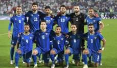 المنتخب الكويتي يحل ضيفاً على نظيره العراقي