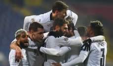 مانشيني يشيد بالمواهب الشابة في المنتخب الإيطالي