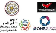 خاص:أربع مباريات لا ينصح بتفويتها في الدوريات العربية الكبرى هذا الأسبوع