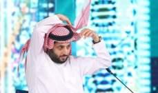 الأهلي يصدر بياناً بشأن وعكة تركي آل الشيخ الصحية