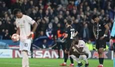 سجل غير مشجع للفرنسيين في دوري الابطال منذ العام 2010