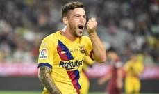 كارليس بيريز سيصل الثلاثاء إلى روما قادما من برشلونة