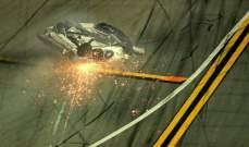 """حادث مروع يطبع سباق """"دايتونا 500"""""""