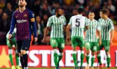 ميسي يطالب برشلونة بتدعيم الدفاع