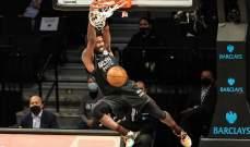 نتس يهزم هورنتس في كرة السلة الاميركية