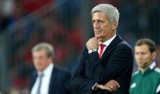 مدرب سويسرا يؤكد صعوبة اللقاء امام ويلز