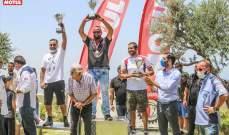 النتائج الكاملة لسباق الثاني للسرعة من تنظيم النادي اللبناني للسيارات والسياحة