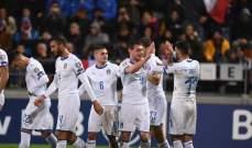 تحديد موعد مباريات منتخب ايطاليا في دوري الامم