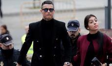 هل وافق رونالدو على عقوبة السجن في مدريد؟