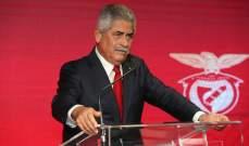 رئيس بنفيكا للويز: كافح من أجل التجديد مع أرسنال