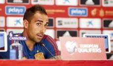 الكاسير: تركت برشلونة من اجل الحصول على دقائق لعب اكثر