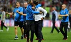 زلاتكو يشيد بالاداء الرجولي للاعبي كرواتيا