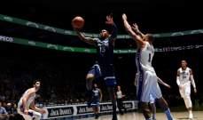 NBA : فيلادلفيا سفنتي سكسرز يفوز على مينيسوتا تيمبروولفز