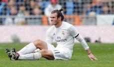 ازمة جديدة في ريال مدريد بطلها غاريث بايل