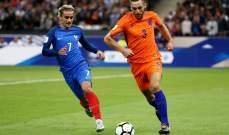دي فري يغيب عن لقاء هولندا أمام أيرلندا الشمالية