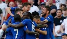 تشيلسي يُنقذ موسمه بلقب كأس الاتحاد الانكليزي على حساب الشياطين الحمر