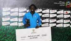 بافيتيمبي غوميز لاعب الأسبوع بالدوري السعودي