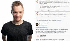 إلغاء عروض الكوميدي لورينس بسبب تغريداته العنصرية عن منتخب إنكلترا