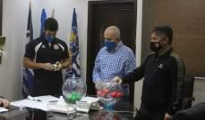 28 فريق في بطولة الدرجة الثالثة لكرة القدم اللبنانية
