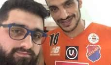 خاص - اسماعيل احمد : لم نهد بيروت اللقاء وسعيد بالصدارة