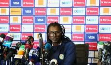 مدرب السنغال: الجزائر اقفلت المنافذ على ماني وعليه مساعدتنا اكثر