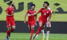 مهاجم المنتخب البحريني : استفدنا كثيرا من ودية الامارات