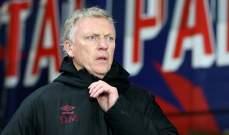مويس: يمكن لأنطونيو ان يحدث الفارق امام ليفربول