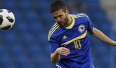 قلق في يوفنتوس بعد اصابة بيانيتش مع منتخب بلاده