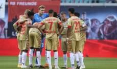 لاعبو ماينز الالماني يعلقون اضرابهم
