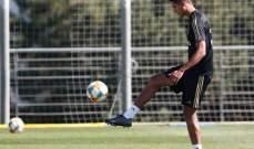 فاران: ريال مدريد سيكون جاهزا مع بدء الموسم