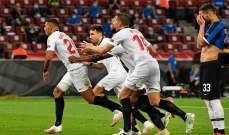 مانشستر يونايتد يسيطر على ارقام الموسم الحالي للدوري الاوروبي