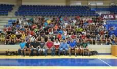 سلة: تجارب لـ 150 لاعباً تحت 16 سنة استعداداً لاياب بطولة غرب آسيا
