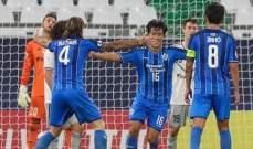 دوري ابطال آسيا: اولسان يتخطى ميلبورن بثلاثية ويرافق بكين الى ربع النهائي