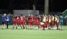 تفاصيل مباراة منتخب لبنان والامارات في تصفيات اسيا لكاس العالم