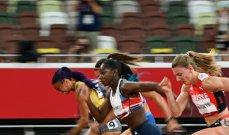 بطلة العالم البريطانية آشر-سميث تنسحب من سباق 200 م
