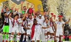احتفال رسمي وشعبي بانتظار لاعبي قطر