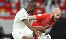 لاعب العربي : فخور بما قدمناه امام السد في نهائي الكاس رغم الخسارة
