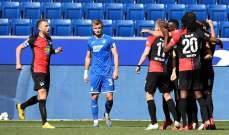 مدرب هيرتا برلين يدافع عن لاعبيه بعد إنتهاك قواعد التباعد الإجتماعي