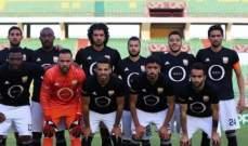 الدوري المصري: فوز قاتل للجونة على وادي دجلة